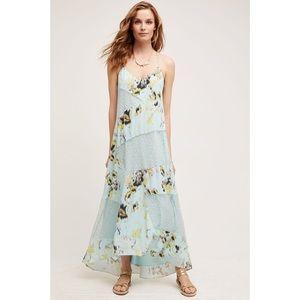 Anthropologie Sachin + Babi Rainflower Lace Dress